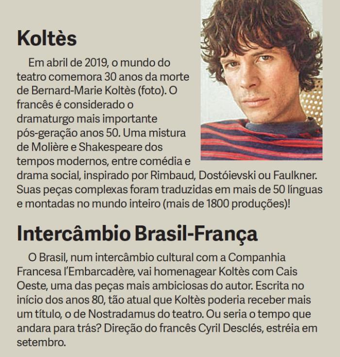 Artigo Jornal de Brasília