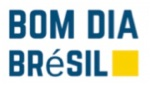 Logo Bom dia Brésil